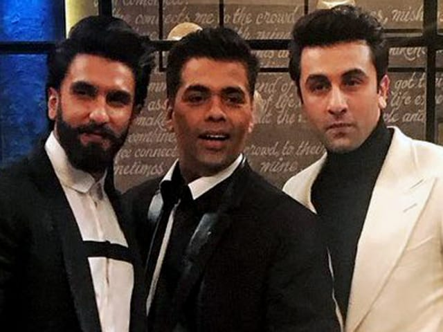 Karan Johar had one of the best Koffee episodes this Sunday when he invited Ranbir Kapor and Ranveer Singh together on his show.