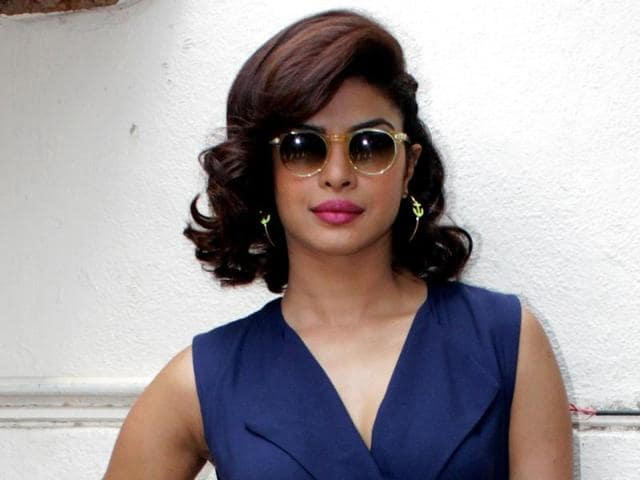 Priyanka Chopra says art is not restricted by borders or languages.