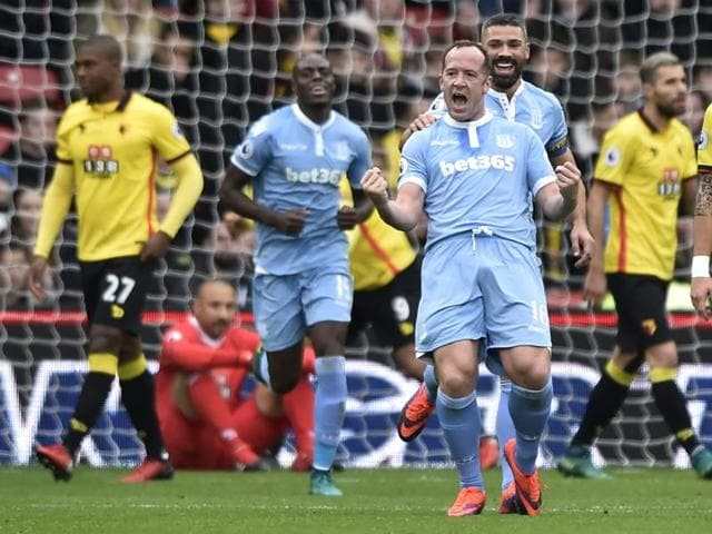 Watford Football Club's clash with Stoke City FC saw referee Bobby Madley give 38 fouls — the most in any Premier League match this season.
