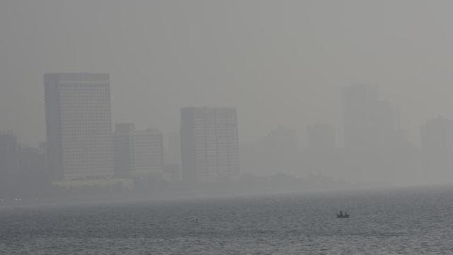 mumbai pollution