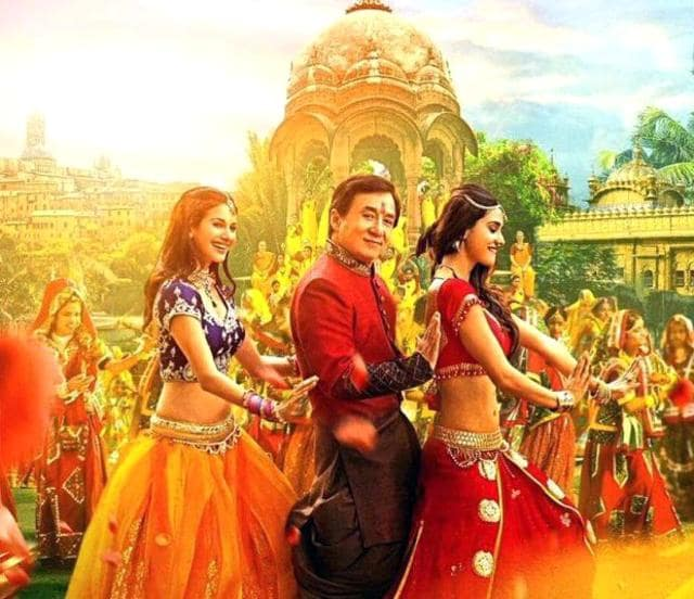 Anupama Chopra Reviews Jackie Chan's Kung Fu Yoga And She Has Absolutely No Idea What She Saw!