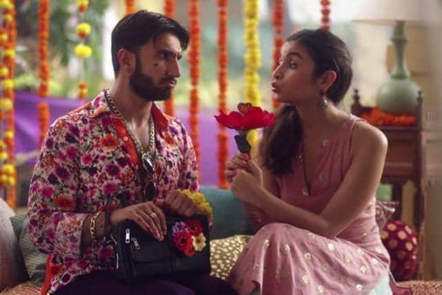 रणवीर सिंह - आलिया भट्ट आ रहे हैं साथ ?
