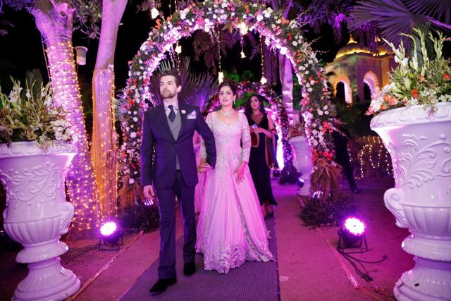 In Pics: Neil Nitin Mukesh And Rukmini Sahay Have A Royal Ring Ceremony!
