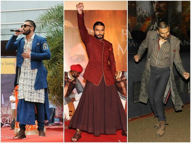 Twitter Has A Field Day Trolling Ranveer Singh's New Outfit By Comparing It To Condoms And Sperm!