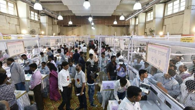 BMC election results: Every vote counts in Mumbai and is being counted