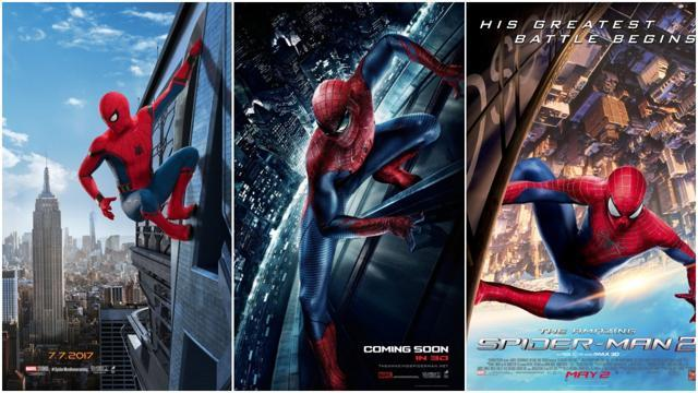 New Spider-Man: Homecoming posters remind you Peter Parker is an Avenger now
