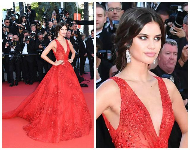 70th Cannes Film Festival: These ladies slayed Day 1 in their designer togs