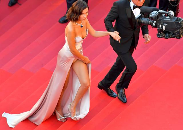 From Deepika Padukone To Bella Hadid: 6 Best Looks From Day 1 Of Cannes 2017!
