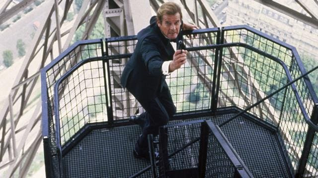 Former James Bond, Roger Moore Passes Away At 89! See His Roles In Pictures.
