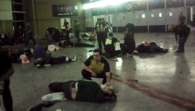 Manchester concert attack kills 22 , children among dead