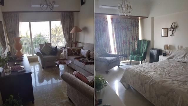 Check Out These Beautiful Pictures From Raima Sen's New Sea-Facing House In Mumbai!