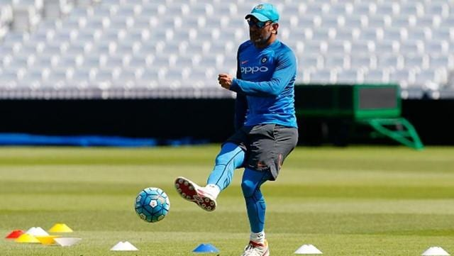 MS Dhoni's presence in the middle-order will hold the key to India's chances.