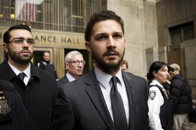 Shia LaBeouf Arrested.... Shia Labeouf Arrested Again