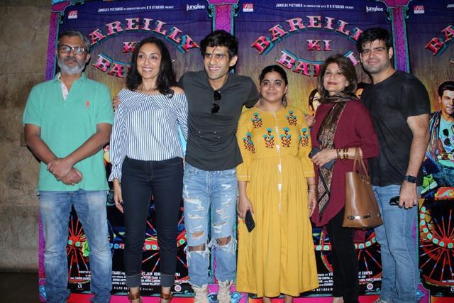 Bareilly Ki Barfi trailer released