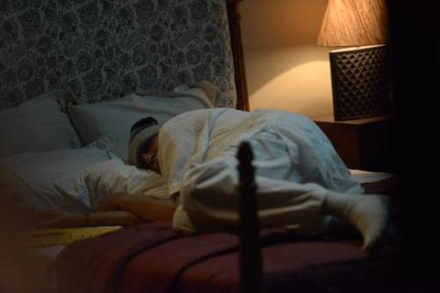 Sleeping On Set, When It's In The Script, Is Rare...But So Good: Amitabh Bachchan