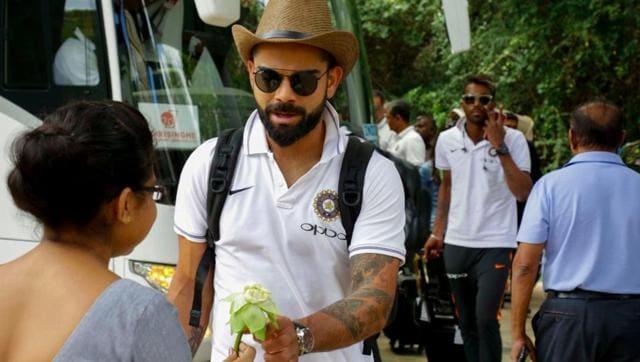 Virat Kohli-led India reach Dambulla ahead of ODI series opener