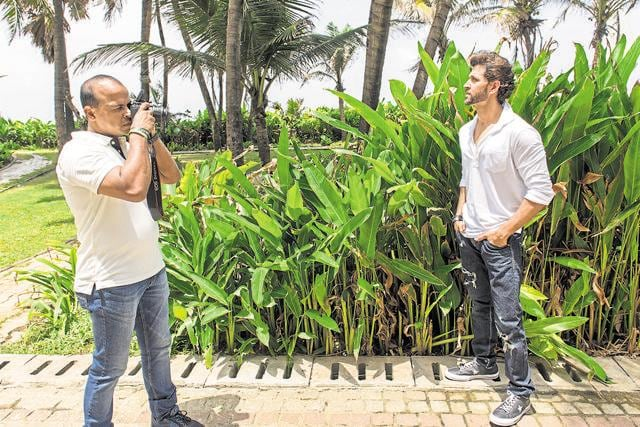 EXCLUSIVE: I Applaud And I Identify With His Spirit: Hrithik Roshan On His Photoshoot With Charles Neves Rao