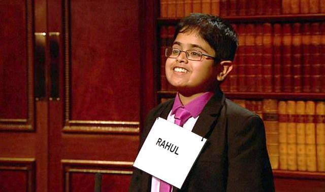 12 Year Old Indian Origin Boy Crowned UK's Child Genius