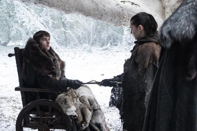 THEORY: Arya And Sansa Might Be Plotting Against Littlefinger