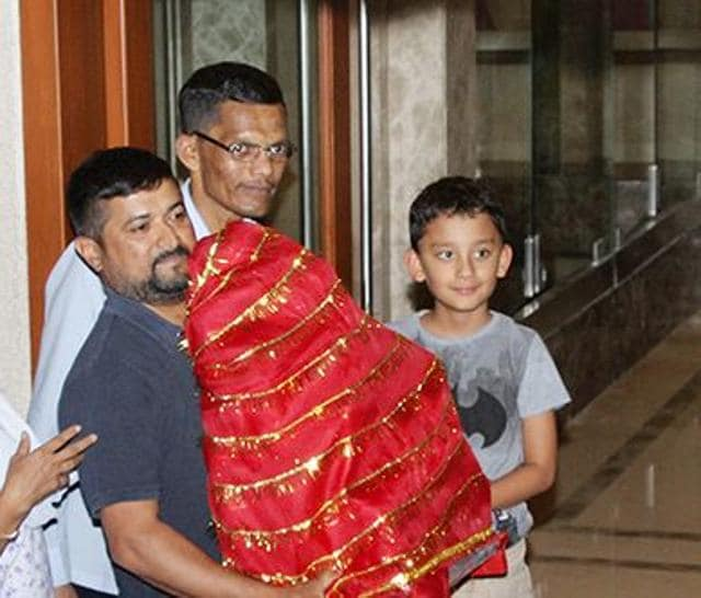 PICS: Bollywood And TV Stars Celebrate Ganesh Chaturthi