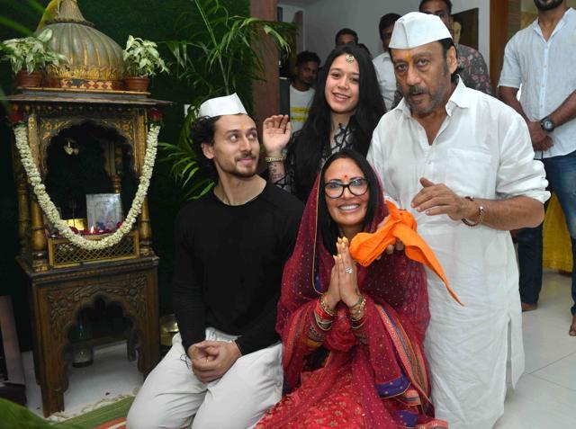 Hrithik Roshan, Tiger Shroff, Tamannaah: Here's How Bollywood Welcomed Ganpati!