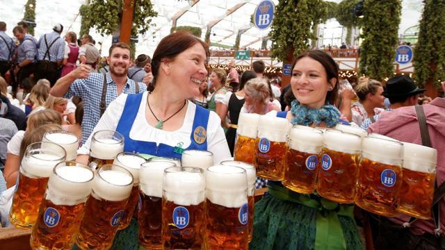 Photos| Oktoberfest 2017: World's biggest beer binge begins in Munich
