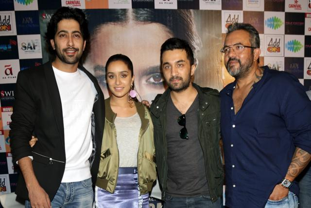 Apoorva Lakhia prepped me for two years: Shraddha Kapoor