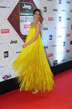 Stars elevate their style quotient at HT India's Most Stylish