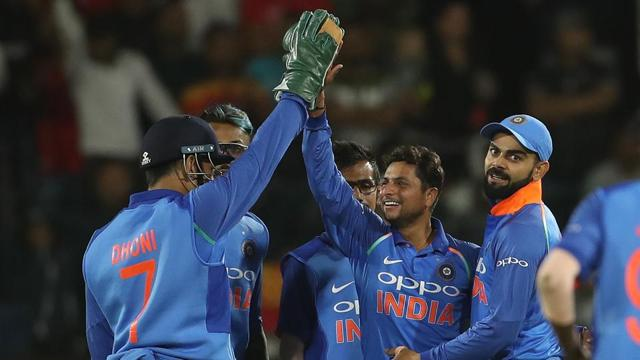 Kuldeep Yadav, Rohit Sharma star as India outclass South Africa for series...