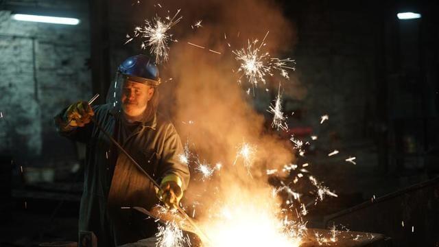 Photos: Inside 'Black Country,' UK's last black ironmongery manufacturer