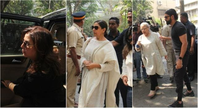 Update: Sridevi's Funeral Delayed