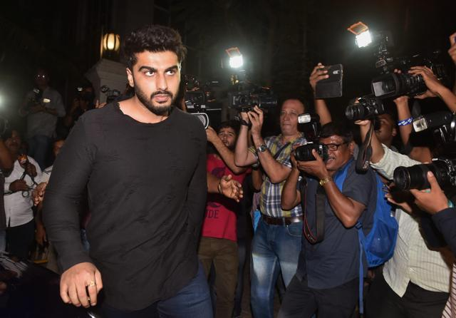 Here's What Arjun Kapoor Has To Say After Sridevi's Death