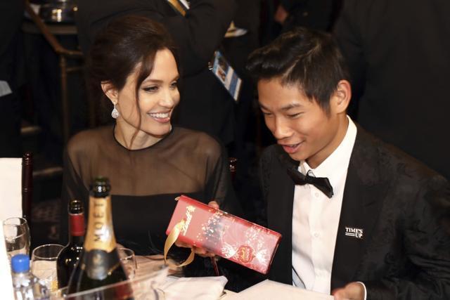 Angelina Jolie 'absolutely not seeing anyone' since Brad Pitt split