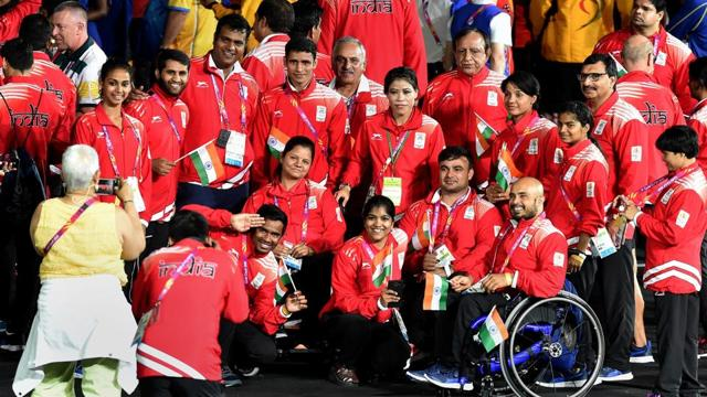 India's total of 66 medals is the third highest haul for India in the history of the CWG.