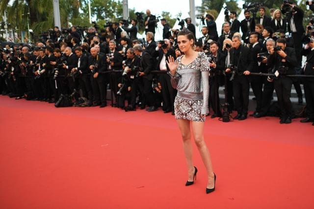 Kristen Stewart Defies Cannes' Strict Red Carpet Policy