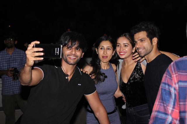 Anita Hassnandani Parties With Surbhi Jyoti, Ekta Kapoor And Many Other TV Celebs