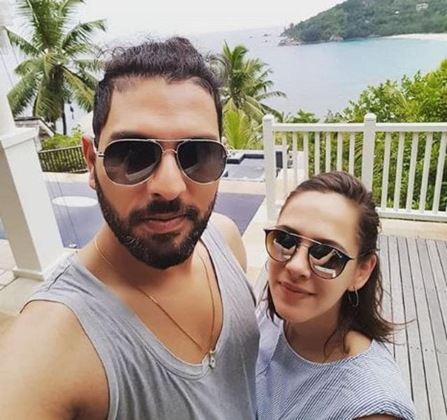 Did You Know Yuvraj Singh's Wife Hazel Keech Acted In 3 Harry Potter Films?