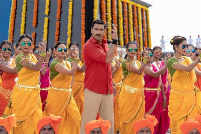 Simmba movie review: Ranveer Singh lifts this Rohit Shetty blockbuster
