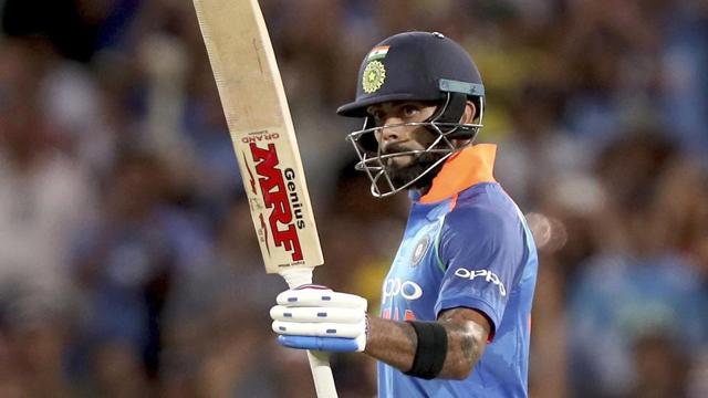 India vs Australia: Kohli, Dhoni power visitors to 6-wicket win in Adel...