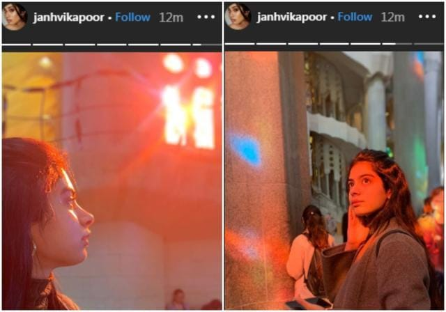 Janhvi Kapoor And Khushi Kapoor Are Enjoying A Holiday In Barcelona And The Pictures Breathtaking