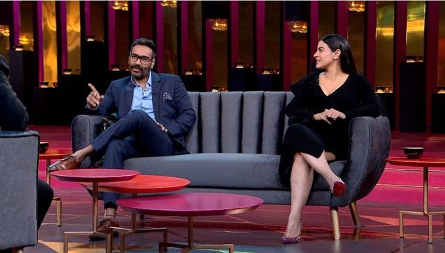 Forget Koffee With Karan Hamper, Ajay Devgn Wins An Audi For His Witty Reply
