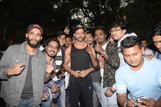 Hrithik Roshan: 'I Practice Everyday To Overcome My Stammering'