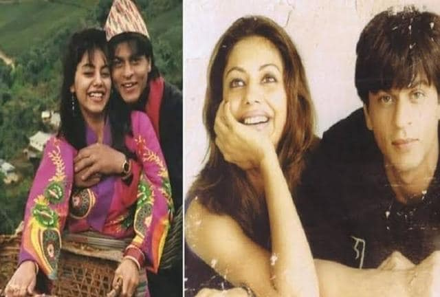 HT India's Most Stylish: Shah Rukh Khan, Wife Gauri Khan Exchange Cuddles And Reveal Each Others' Secrets