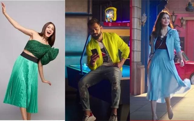 Anushka Sharma, Virat Kohli Show Their Cool Side In A New Commercial