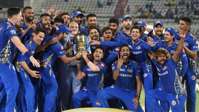 Mumbai Indians beat Chennai Super Kings to clinch IPL 2019 title