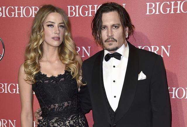 Johnny Depp Accuses Ex-Wife Amber Heard Defecated On His Bed, Says That's When He Resolved To Divorce Her