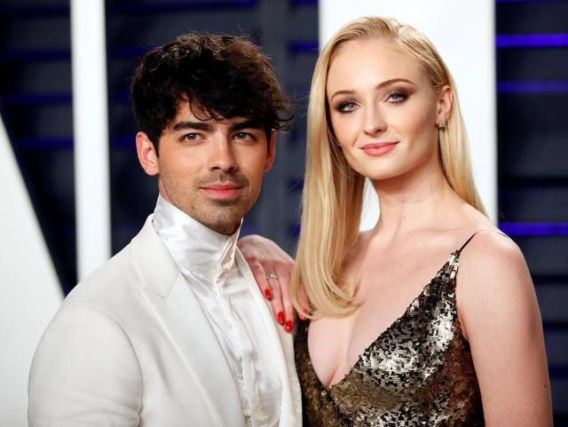 Sophie Turner Says Joe Jonas Broke Up With Her A Day Before Their Wedding Hindustan Times