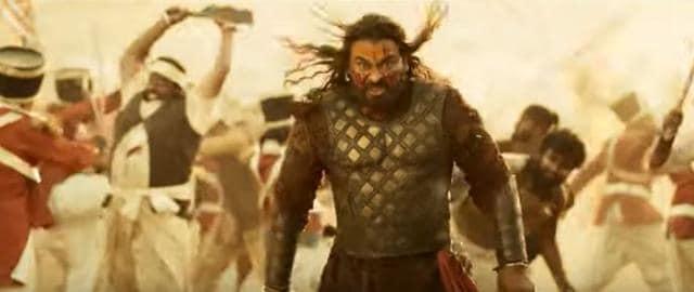 Sye Raa Narasimha Reddy Teaser: Chiranjeevi Impersonates Valour, Amitabh Bachchan Seems Determined
