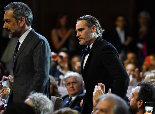 Joaquin Phoenix's Joker Bags The Prestigious Golden Lion For Best Film At The Venice Film Festival