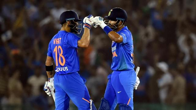 India vs South Africa 2nd T20I:Virat Kohli leads India to seven-wicket...